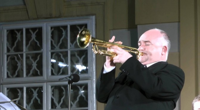 Solo-ul lui James Morisson la Schagerl Brass 2011